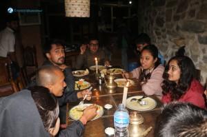 24. Dinner chronicles I