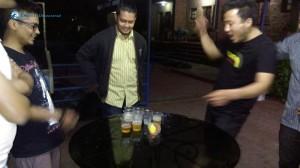 26. Beer Pong Once Again