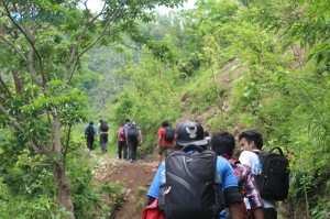 13. hikers