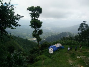 20. Dhulikhel on the Camera