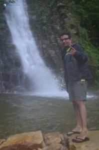 24. This waterfall is sooo Metal