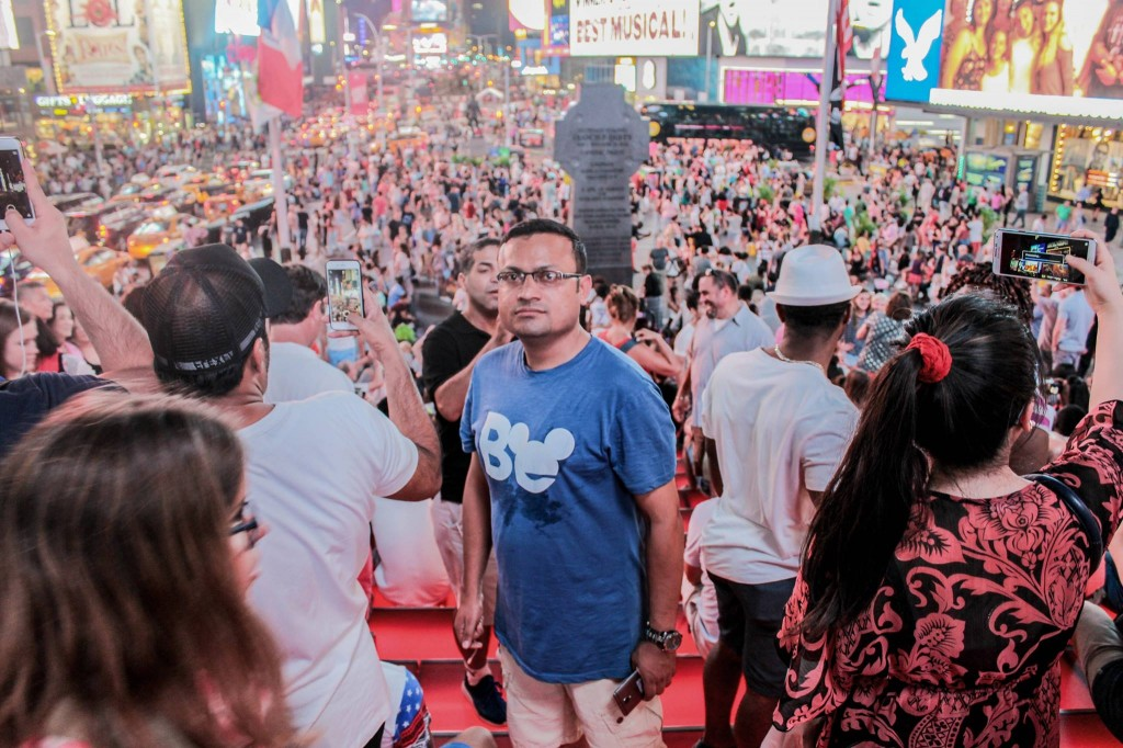 3. Times Square, New York City