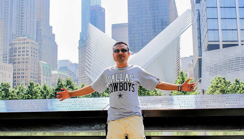 4. World Trade Center 9-11 Memorial, NYC