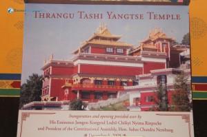 46. Thrangu Tashi Yangtse Temple