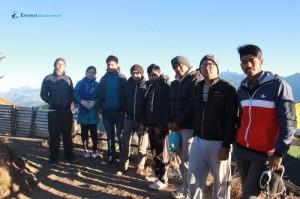 19. Group pic at mandir