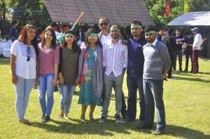 9. Squad D, Team Green