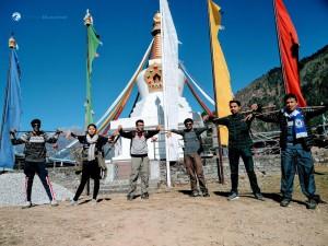 10. Ghumantay Pose