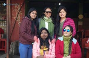 13. Girls's gang