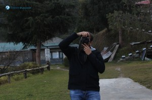 13. Mr. Photographer