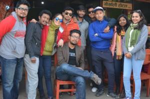 18. HP team