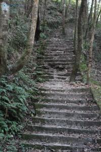 19. Stairway to nagarkot