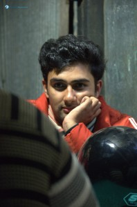 2. Bhola in his deep thought