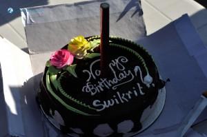 22. Birthday celebration of Swikrit