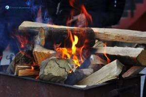 7. Bonfire