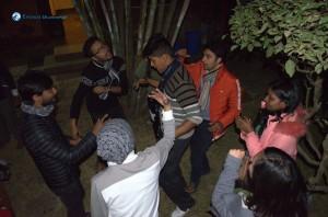 8. Dance and rock the floor
