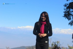 13. Mandatory picture in hike