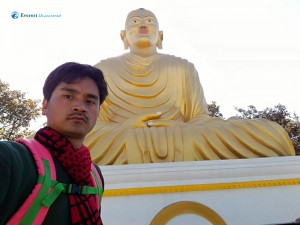 22. Buddha was born in Nepal and so was Selfie King