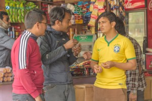 1. Three Brothers from Dhading
