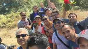 1. Group Selfie