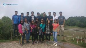 18. Nagarkot hike ko grouphie
