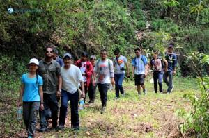 24) Long Trail Follows