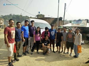 1. Hikers Group