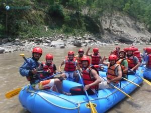 1. Rafting Gang