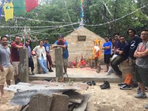 12. Deerwalkers @ champa Devi Temple