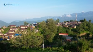 49. Ghale Gaun with tail of Fishtail