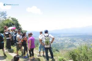 5. Enjoying the view