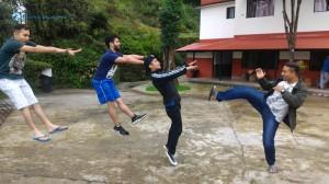 22. Super kick