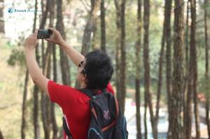 9. Selfie Time