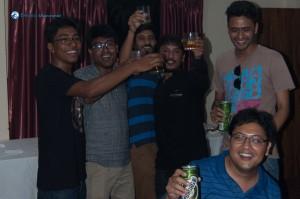 22. Cheers!