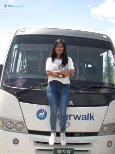 3. My bus