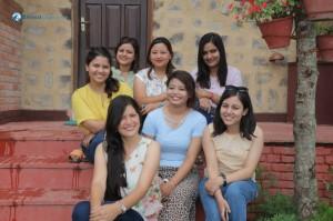 31. The Girls gang