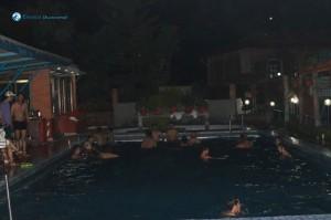 41. Night swimming