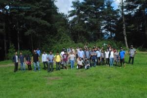 27. On Nagarkot Hill