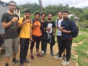 9. The tea squad