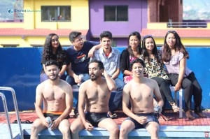 34. Swimming Pool Chahal Pahal