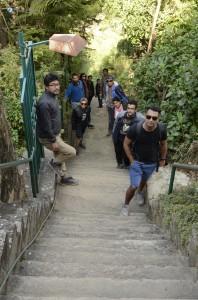 18. Stair Way To Santiban