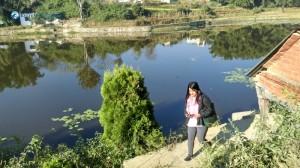 8. A lake of Solitude