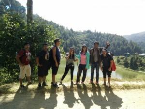 15. Hiking Group