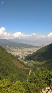 4. Thankot sahar view