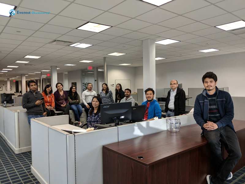 Deerwalk US Office