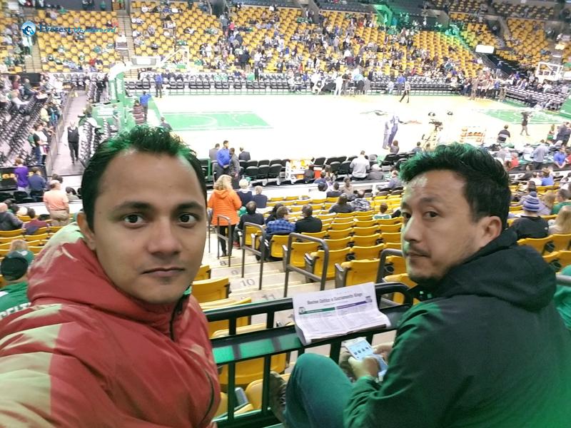 NBA TD Garden