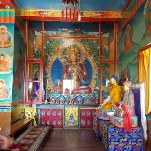 14. Buddham Saranam Gachyami