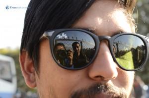 44. The moustache