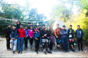 6. Hiking group