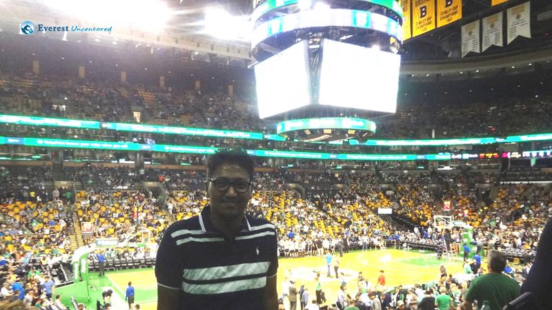 Celtic Vs Philadelphia @ TD Garden