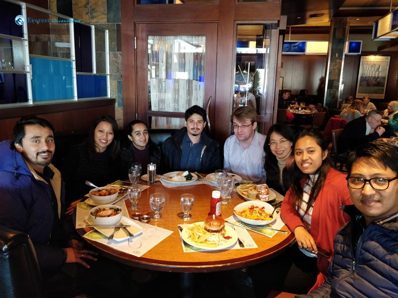 Evolent Team Lunch